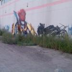 Troll Graffiti Art 2