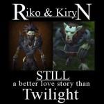 Riko & Kiryn Love1